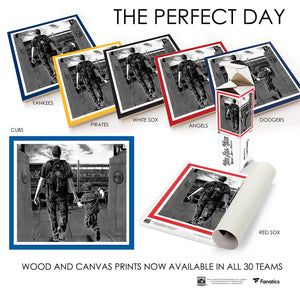 PERFECT DAY YANKEES - Canvas
