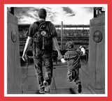 PERFECT DAY RED SOX - Canvas