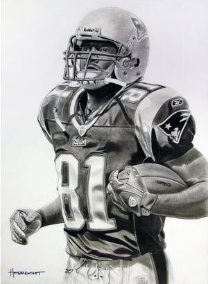 Load image into Gallery viewer, Randy Moss Print