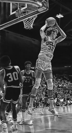 Load image into Gallery viewer, Bill Walton Print