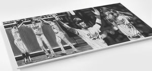 Dodgers Legends Print