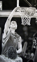 Yao On Pau Print