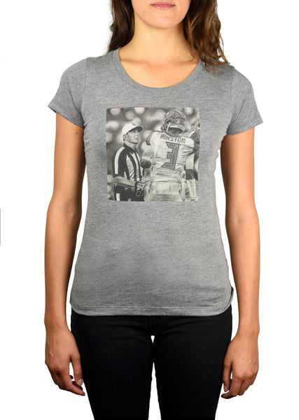 Jameis Winston Womens T-Shirt