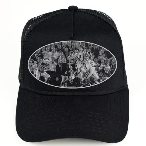 Bush Push Hat