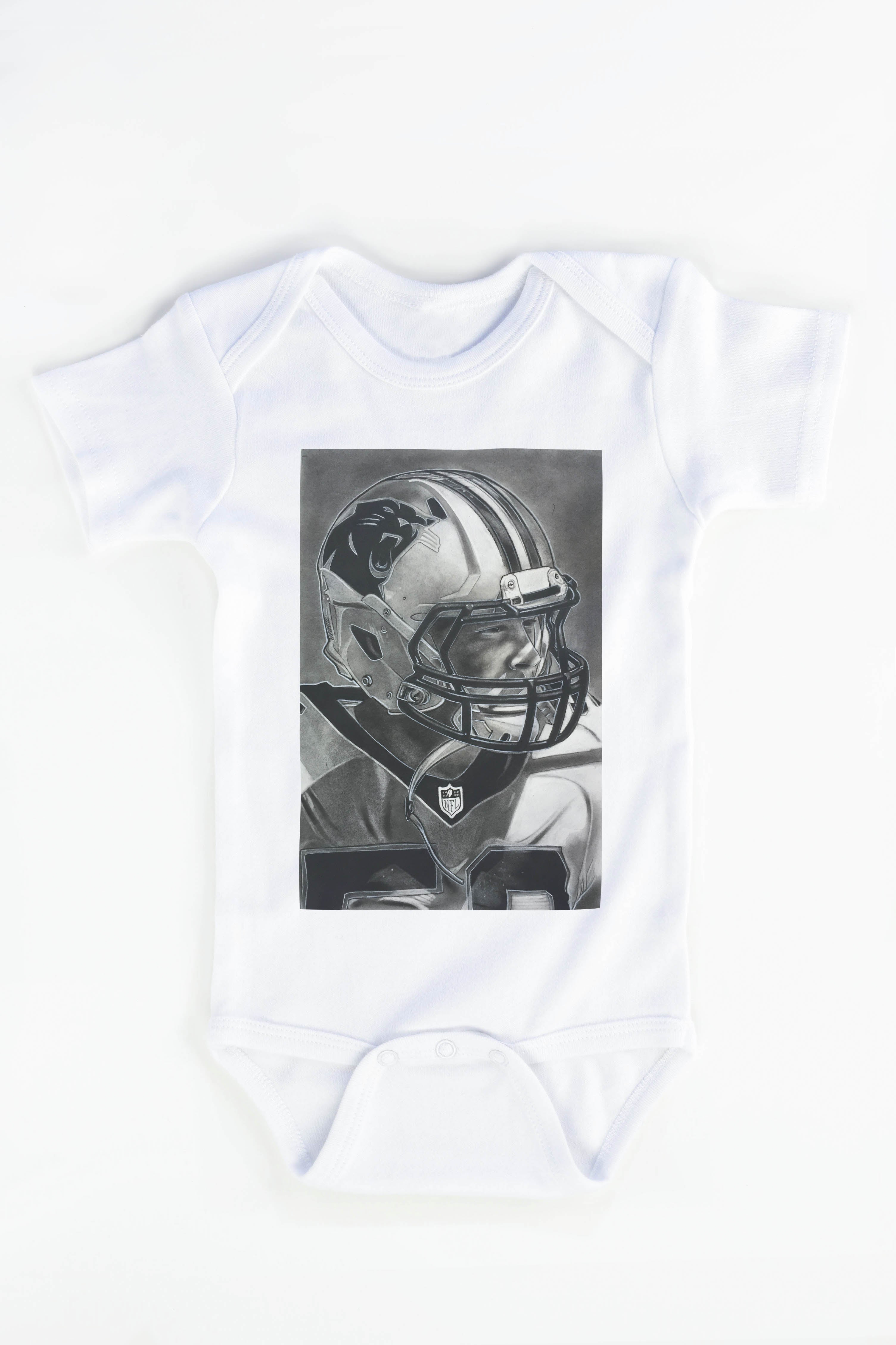Panthers Helmet One-piece