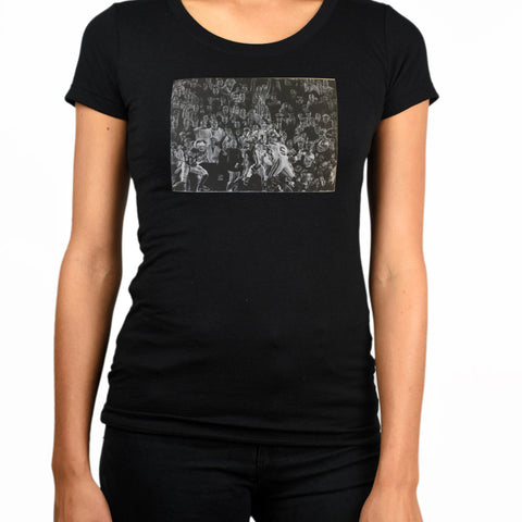 Bush Push Womens T-Shirt