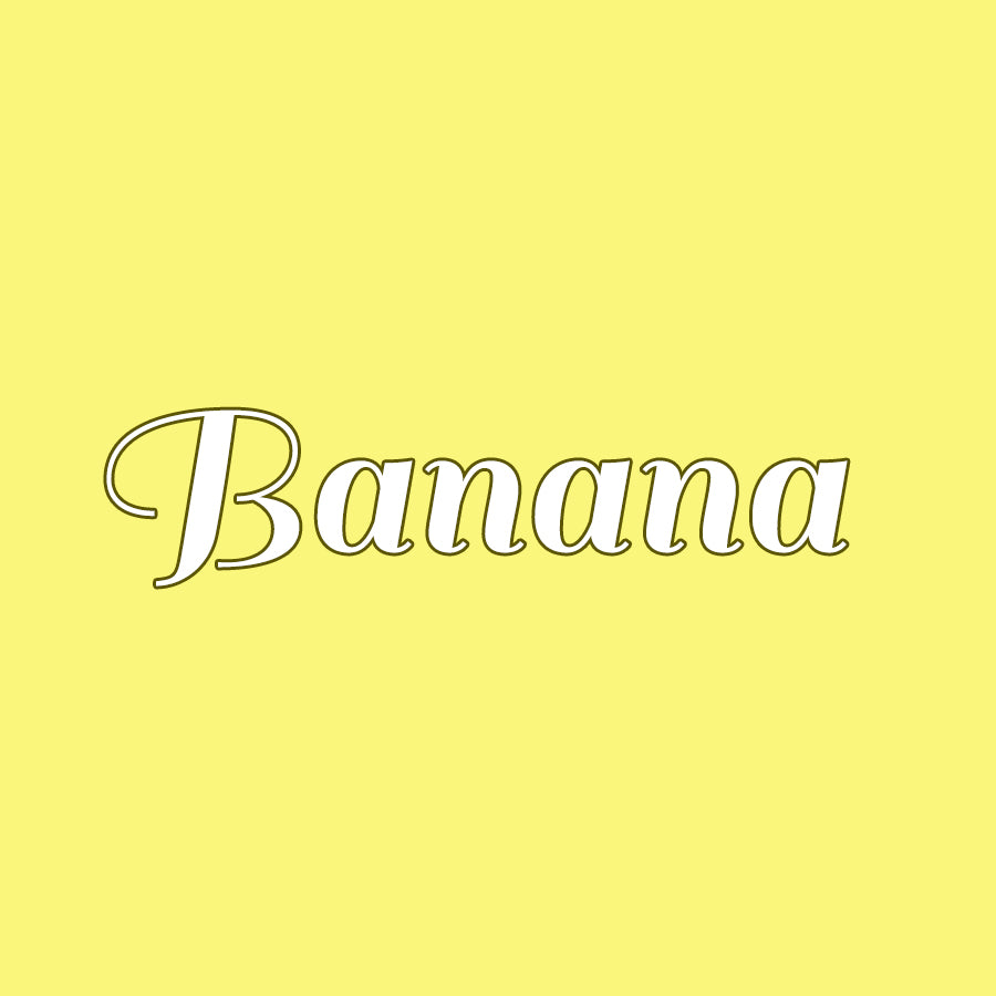 Banana (NEW FLAVOR!) - Chocolate Covered Seafoam Candy