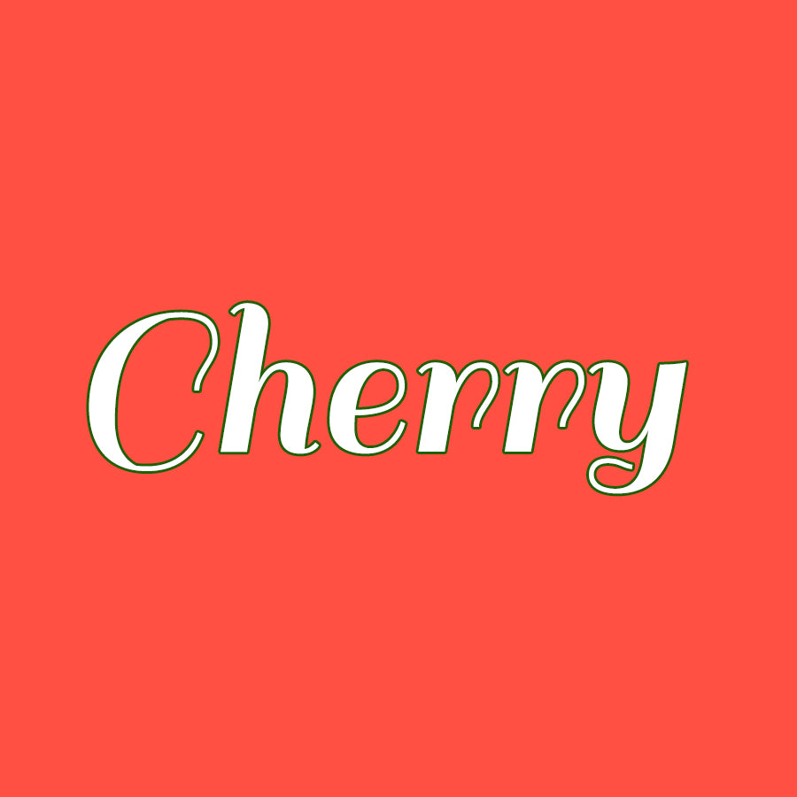Cherry - Chocolate Covered Seafoam Candy