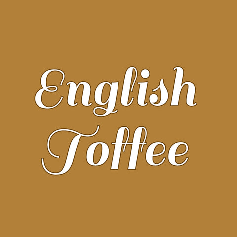 English Toffee - Chocolate Covered Seafoam Candy