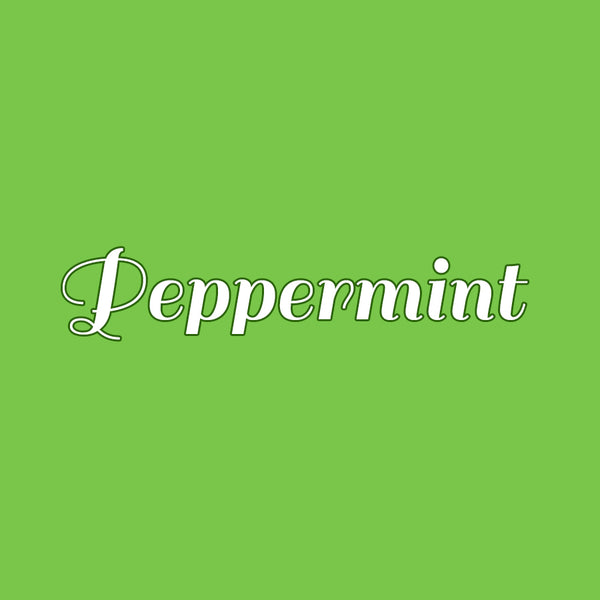 Peppermint - Chocolate Covered Seafoam Candy