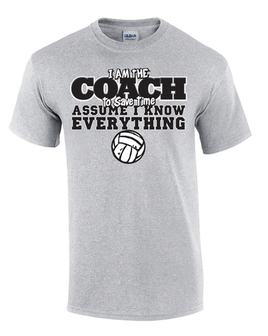 COACH EVERYTHING - SHORT SLEEVE