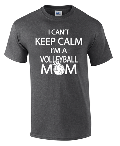 KEEP CALM MOM - SHORT SLEEVE