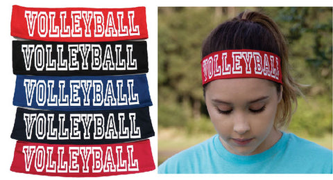 Volleyball Performance Headbands