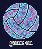GAME ON - SHORT SLEEVE