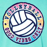 GOOD VIBES ONLY - Hooded Sweatshirt