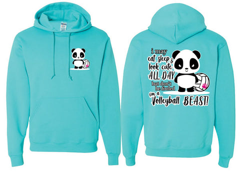 PANDA - Hooded Sweatshirt