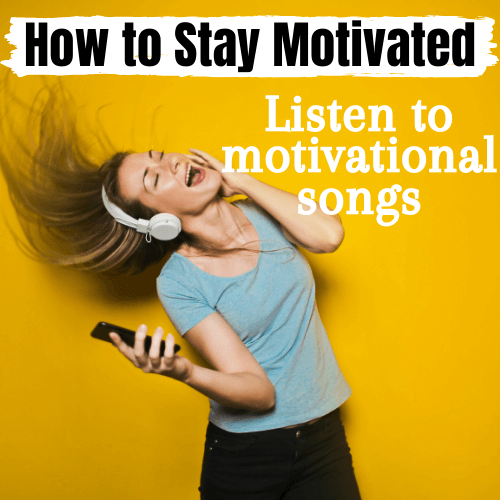 Listen to Motivational Songs