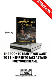 Inspirational fiction book - The Adventures of Ellie by Yahaya Baruwa