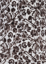 Blossfeldt Flower Extra Long Devon Slip