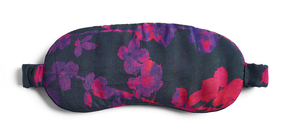 Brambles Pink Eye Mask