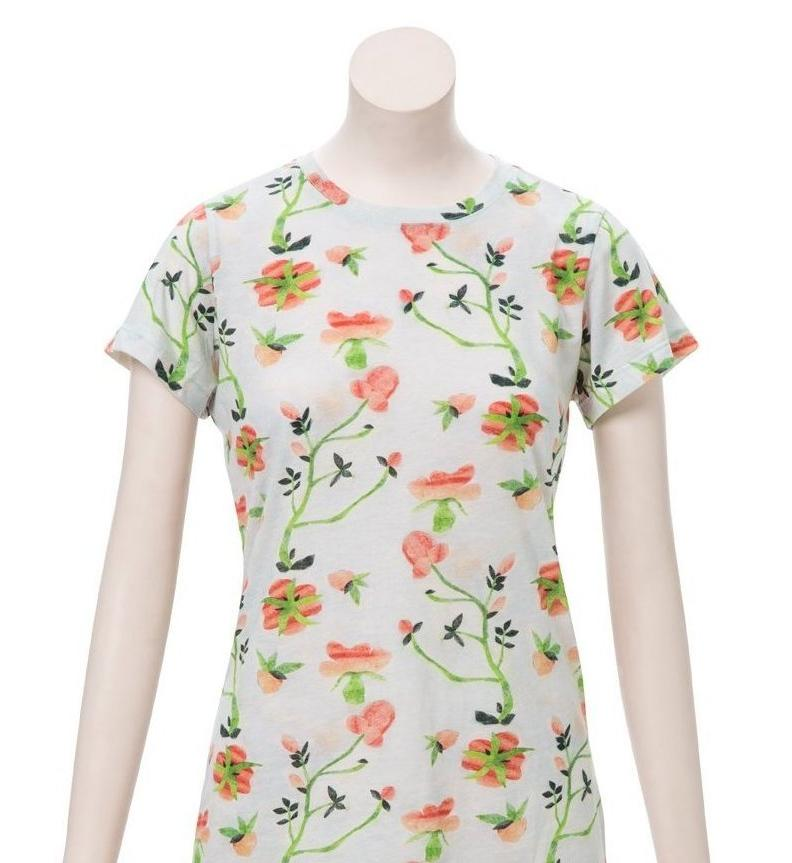Blaise Dianthus T-Shirt (Medium)