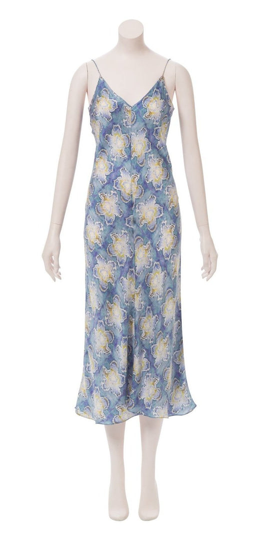 Alastair Orchid Lapis Devon Slip