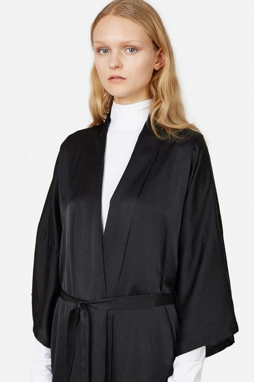 Black Robe Styled by Opening Ceremony