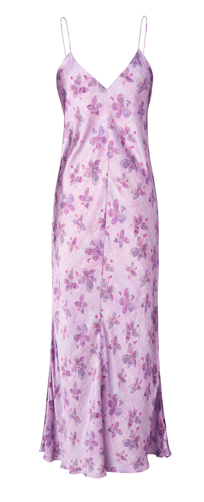 Passion Flower Extra long Devon Slip