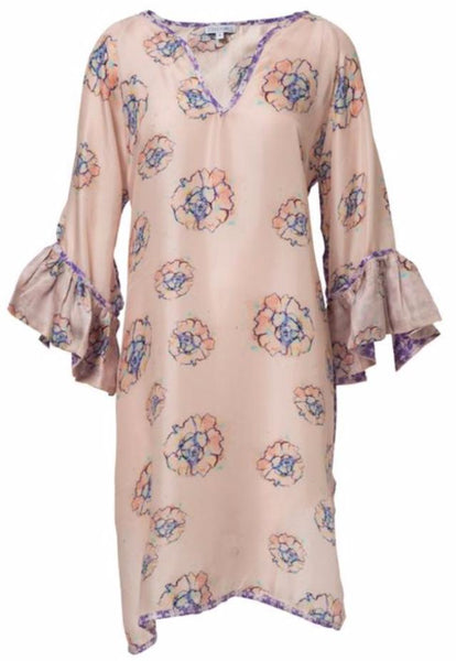 Millicent Phoebe Flower Pink Tunic