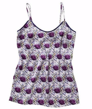 Orson Rosebud Purple Camisole (Small)