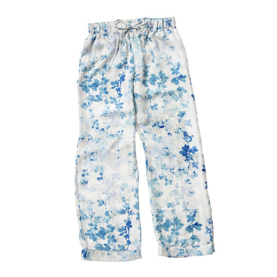 Brambles Light Silk Pajama Pants (Size Small)