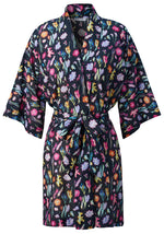 Somerset Cotton/Silk Robe de Chambre