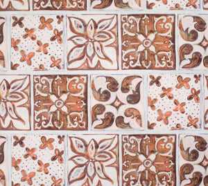 Tile Burnt Orange