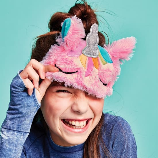 Furry Kids Eye Masks