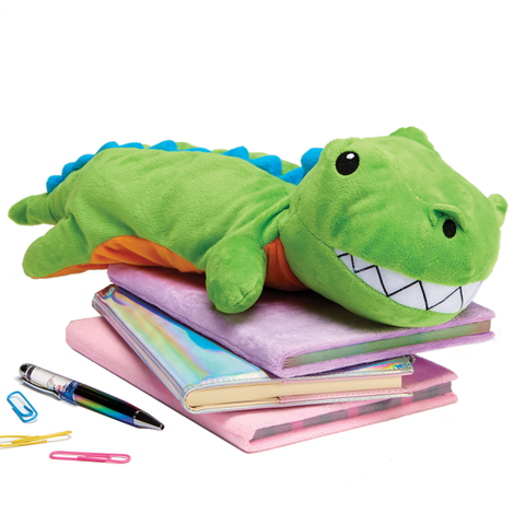 Dinosaur Furry Pencil Case