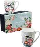 Teacup Sets of 2 by McIntosh
