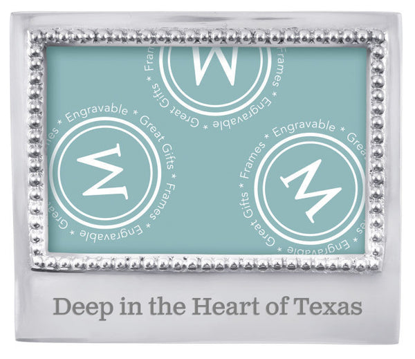 Deep in the Heart of Texas Frame
