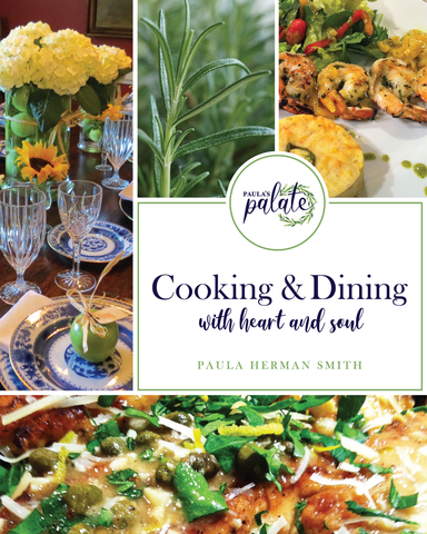Paula's Palate Cookbook