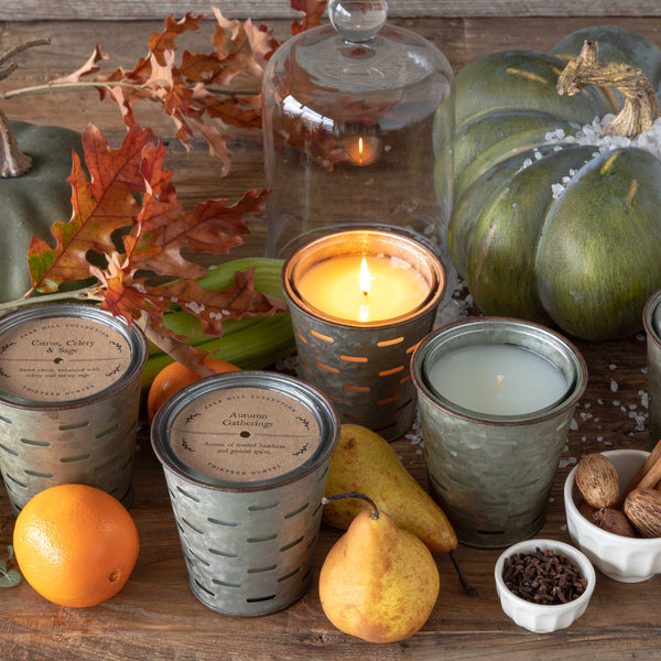 Fall Candles by Park Hill