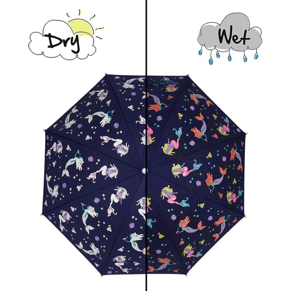 Kid's Color Changing Umbrella