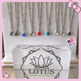 Trinket Stone Necklace by Lotus