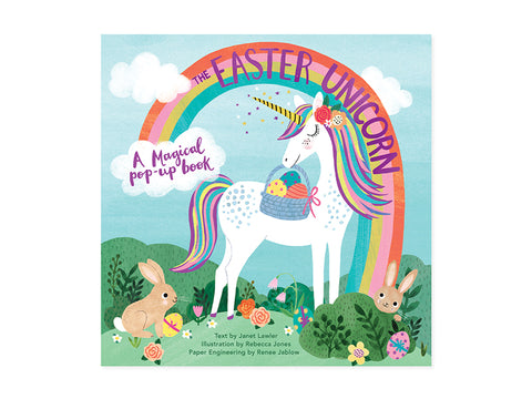 The Easter Unicorn Pop-up Book