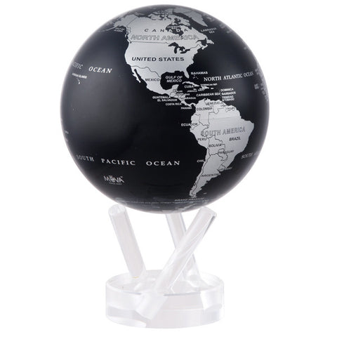 Solar Powered Mova Globe