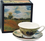 Cup and Saucer by McIntosh