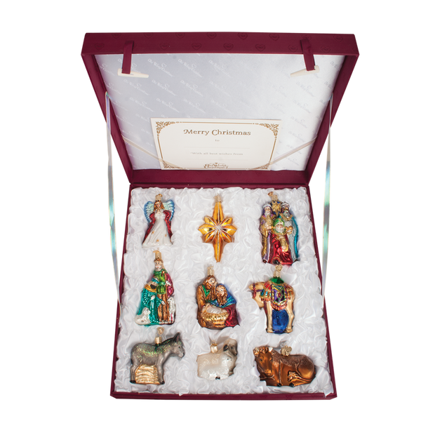 Nativity Ornament Collection