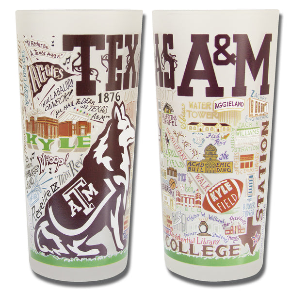 Texas A&M Glass