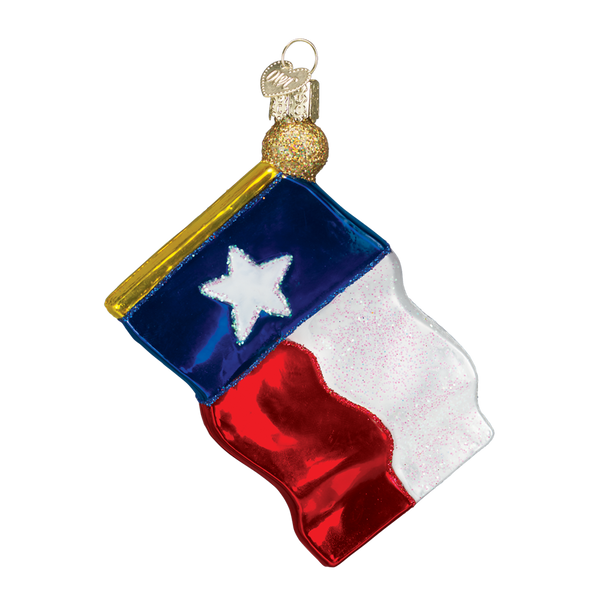 Texas State Flag Ornament