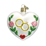 The Wedding Heart Ornament