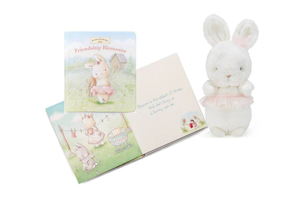 Friendship Blossoms Book and Blossom Bunny