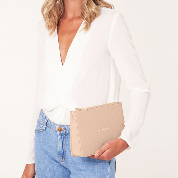 Structured Pouch by Katie Loxton
